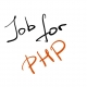 Job for PHP